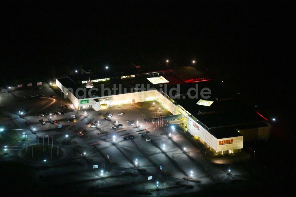 Nachtluftbild Mönchenholzhausen Nachtluftbild Des Gebäude Des