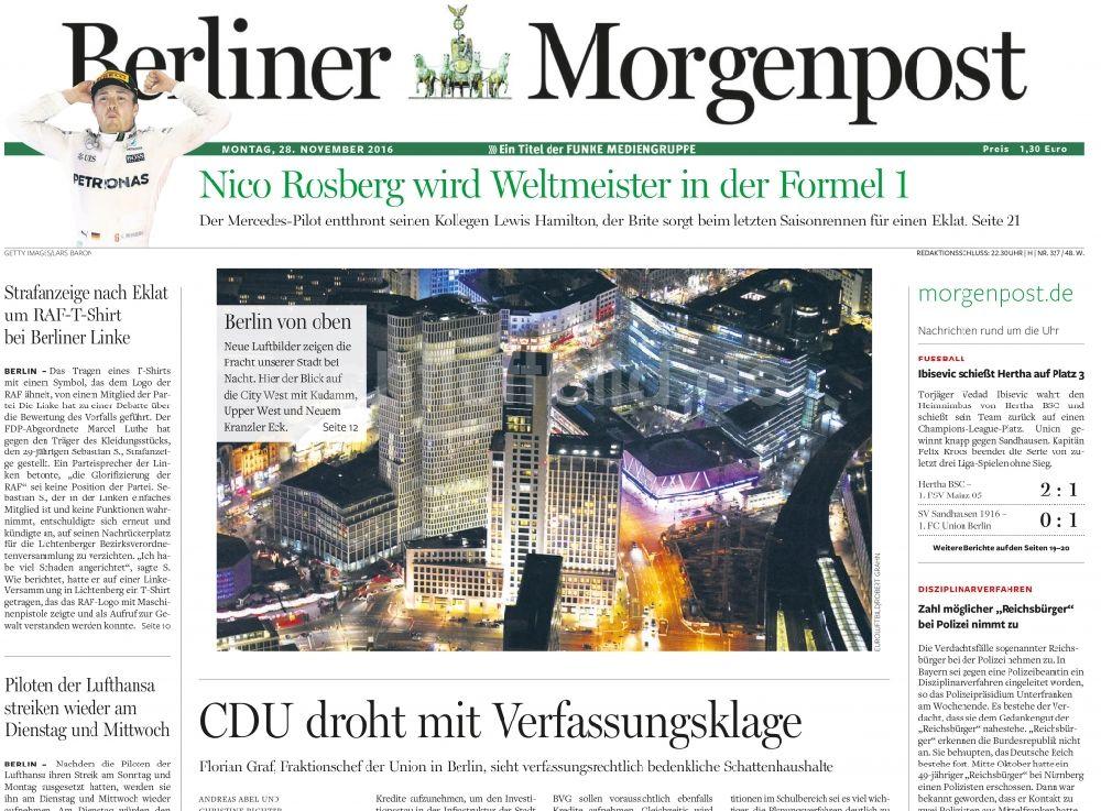 Berliner morgenpost anzeigen bekanntschaften